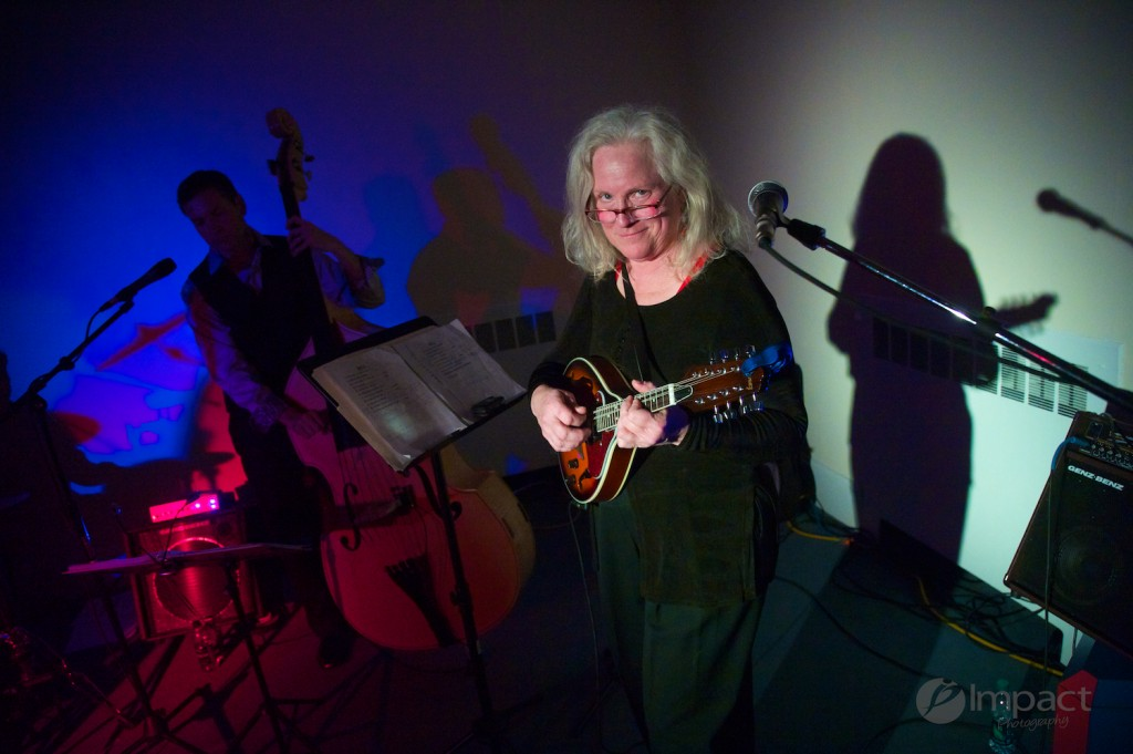 Playing live at the Portsmouth Courthouse Gallery